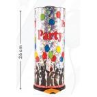 PARTY SILVER BIG - 2704684
